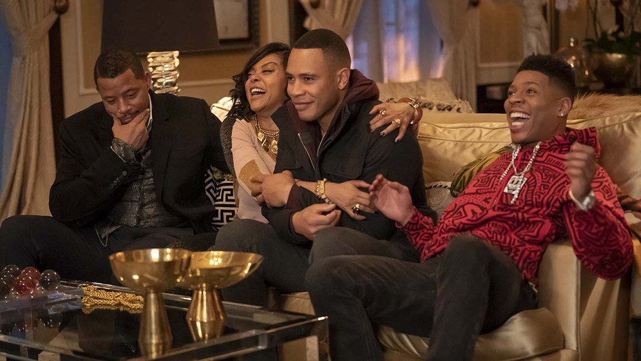 EMPIRE - We Got Us - Terrence Howard, Taraji P. Henson, Trai Byers and Bryshere Y. Gray -H 2020