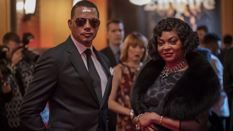 EMPIRE Terrence Howard and Taraji P. Henson in the Home is on the Way - Publicity - H 2020