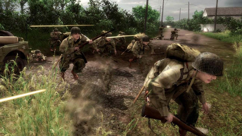 Brothers in Arms Road to Hill 30 - Gearbox Software - publicity h 2020