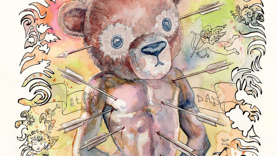 Fight Club 3 - David Mack Dark Horse Comics Publicity-H 2020