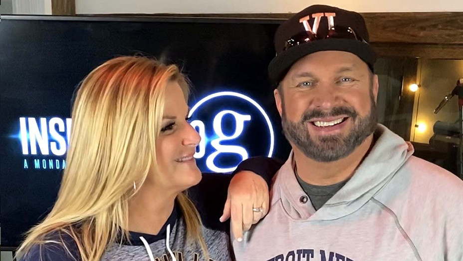 Garth Brooks and his wife, Trisha Yearwood, will appear in the new primetime special GARTH & TRISHA LIVE!- Publicity - H 2020