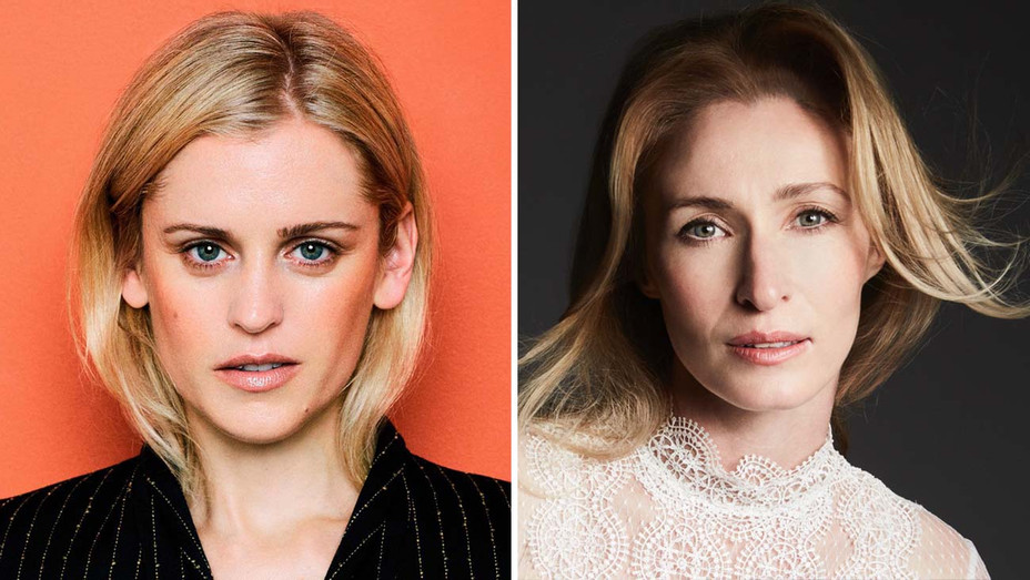 Genevieve O'Reilly, Denise Gough - Publicity - SPlit - H 2020