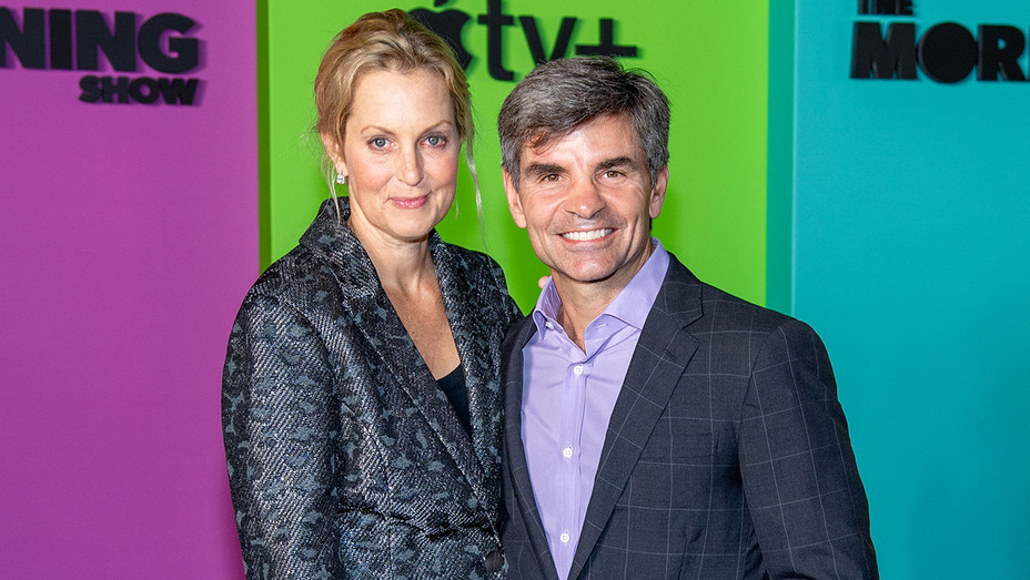 Ali Wentworth and George Stephanopoulos - Getty - H 2020