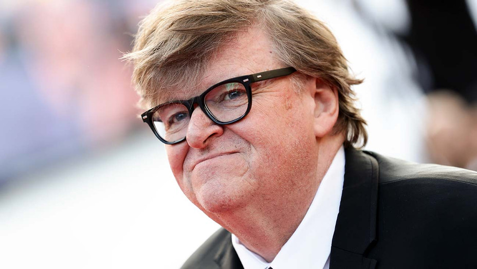 Michael Moore attends the closing ceremony screening of The Specials - Getty-H 2020