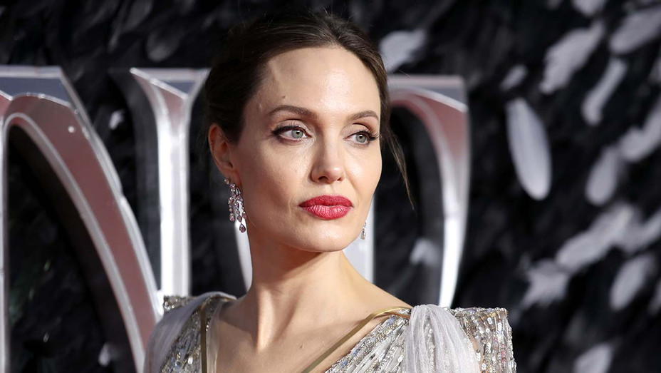 Angelina Jolie - European premiere of Maleficent - Getty- H 2020