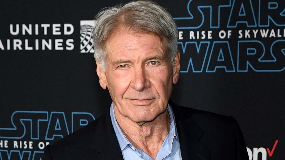 "Harrison Ford -premiere of Disney's ""Star Wars: The Rise of Skywalker""2019- H 2020"