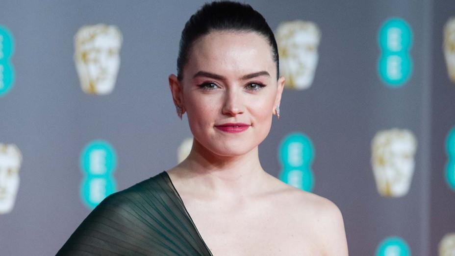 Daisy Ridley - EE British Academy Film Awards 2020 - Getty-H 2020
