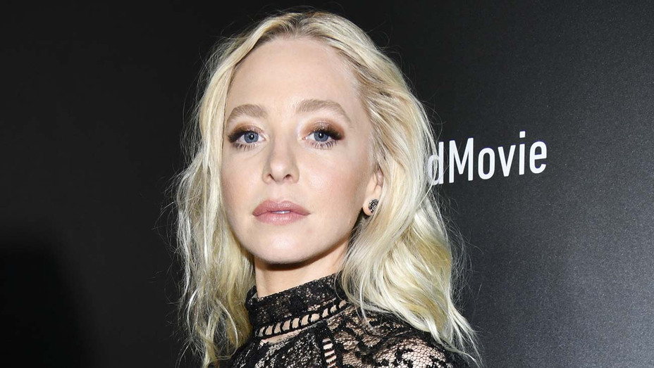 "Portia Doubleday attends the premiere of Columbia Pictures' ""Blumhouse's Fantasy Island"" - Getty - H 2020"