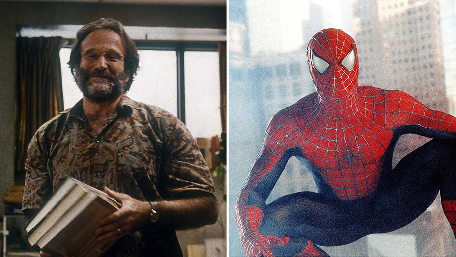 Good Will Hunting and Spider-Man 2002- Photofest-H 2020