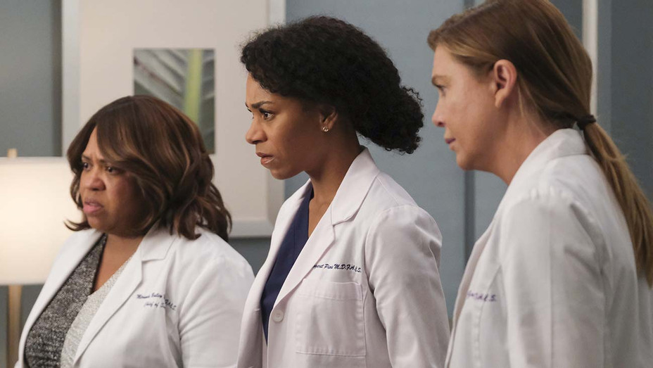 GREY'S ANATOMY - Put on a Happy Face - APRIL 9 -Publicity-H 2020