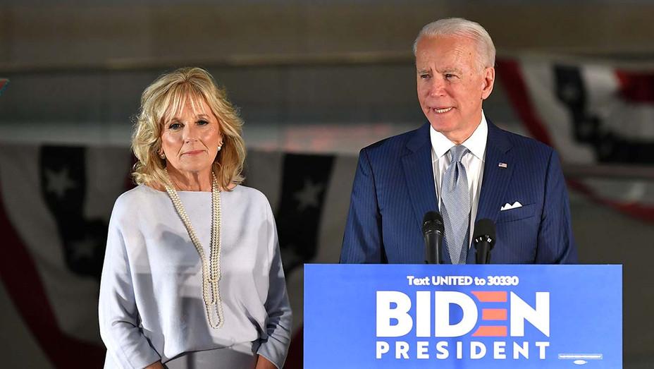 Joe Biden - Jill biden - Getty - H 2020