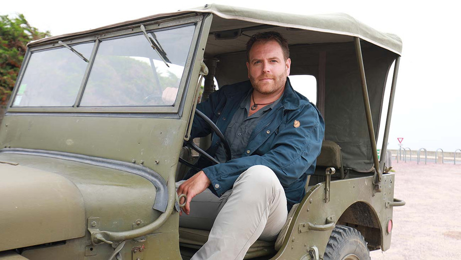 Josh Gates- Discovery Channel  Publicity -H 2020