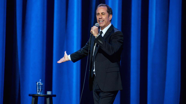 Jerry Seinfeld Challenges Jimmy Fallon to Update His Seinfeld Impersonation