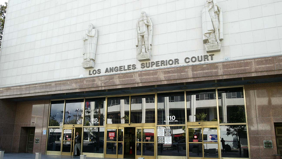 Los Angeles Superior Court Stanley Mosk Courthouse- Getty - H 2020