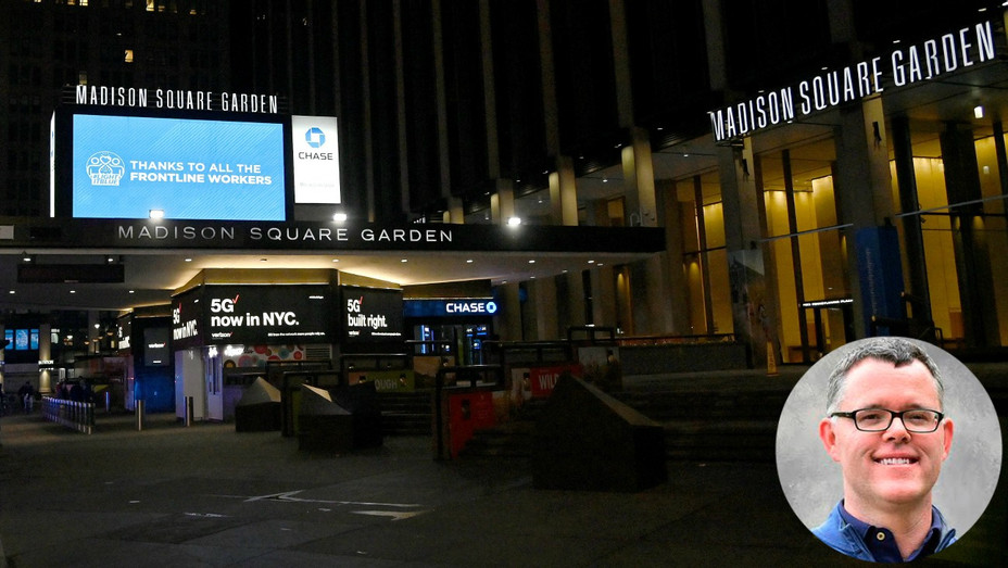 Madison Square Garden Inset Mark FitzPatrick