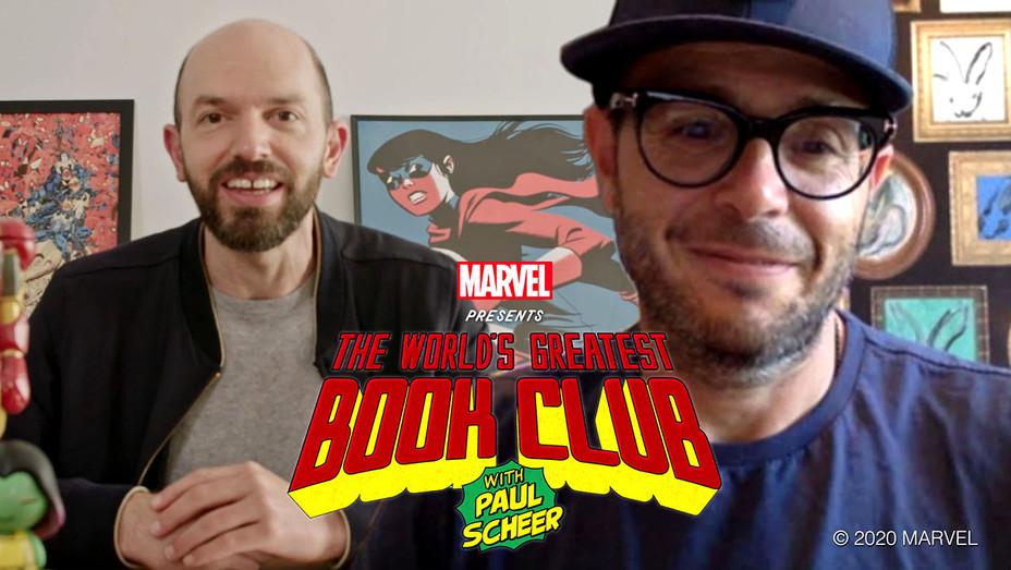 Marvel Book Club - Publicity - H 2020