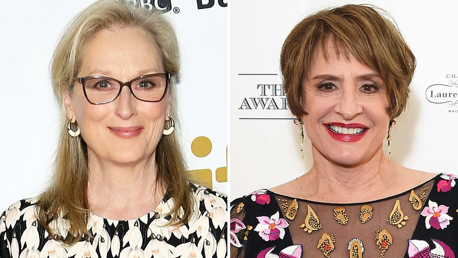 Meryl Streep and Patti LuPone - Split-Getty-H 2020