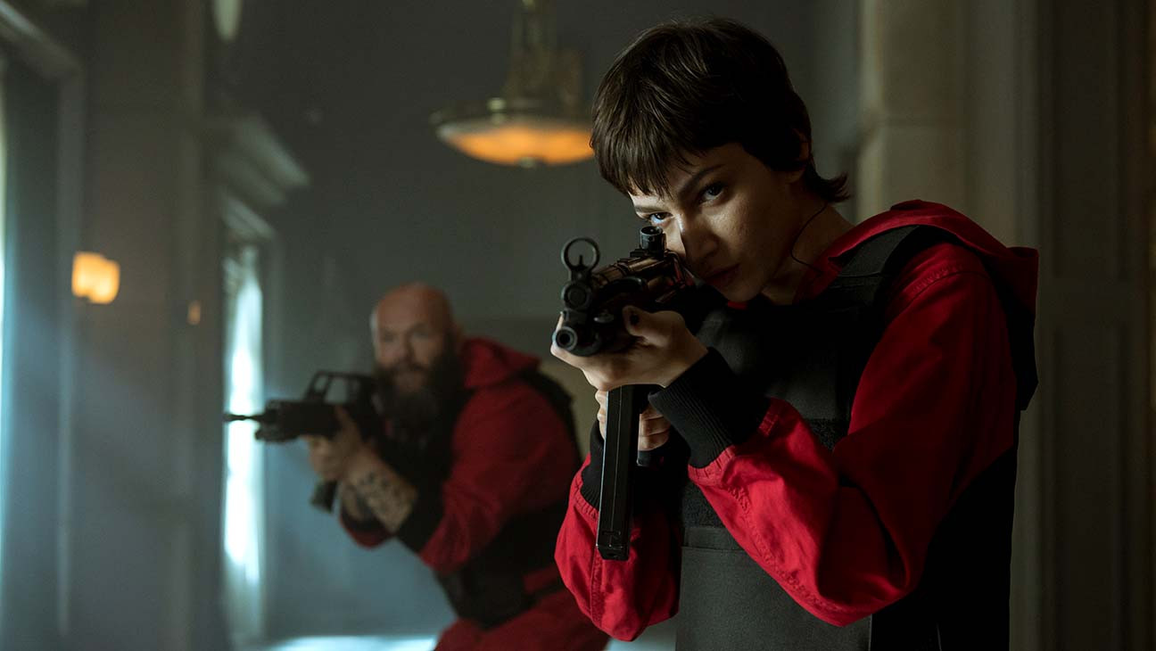 'Money Heist' to End With Season 5 on Netflix