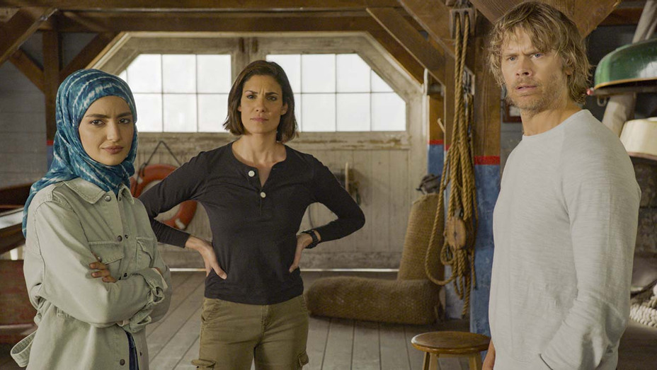 NCIS LOS ANGELES - Murder of Crows - Publicity-H 2020