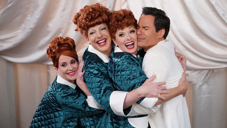 WILL & GRACE CELEBRATES I LOVE LUCY EP 316- APRIL 9 - H 2020