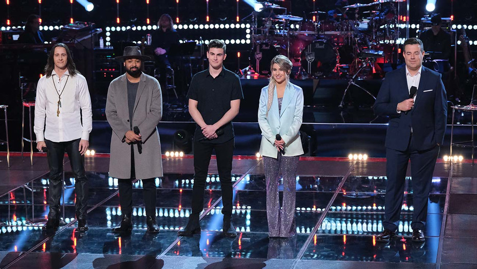 THE VOICE - Knockout Rounds - Episode 1810 -Publicity-H 2020