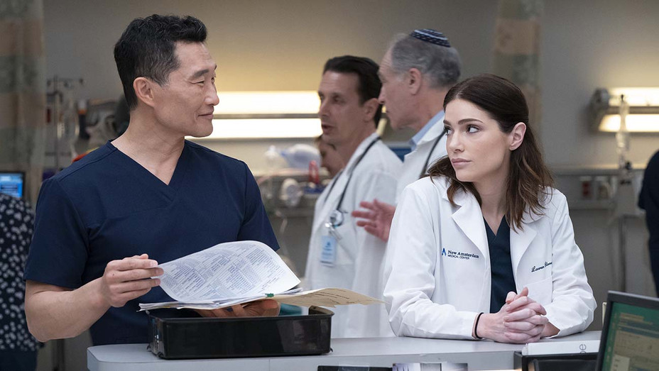 NEW AMSTERDAM - Matter Of Seconds Episode 219 - Daniel Dae Kim -Janet Montgomery -H 2020