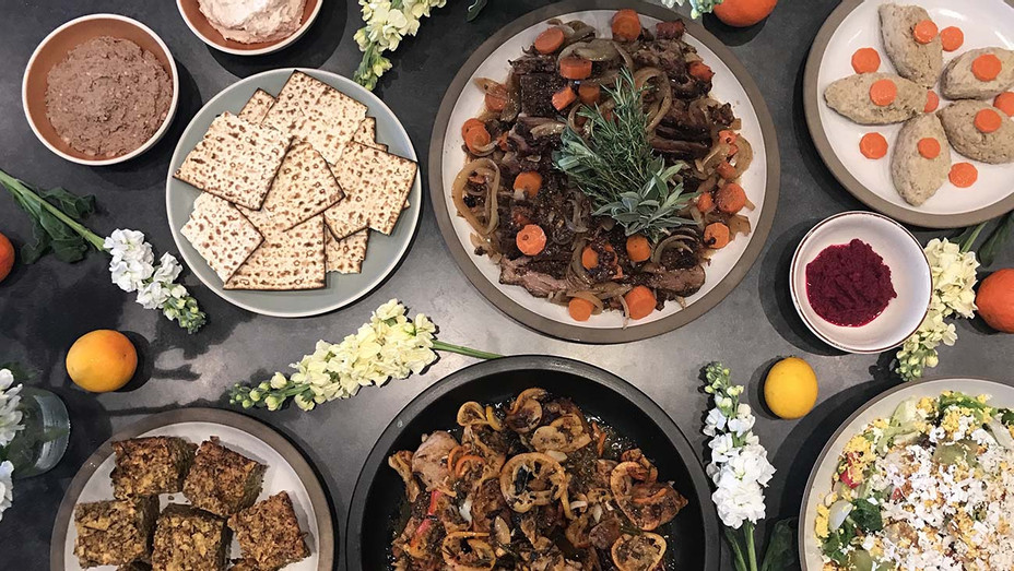 Passover Dinner by Wexler's Deli - Publicity - H 2020