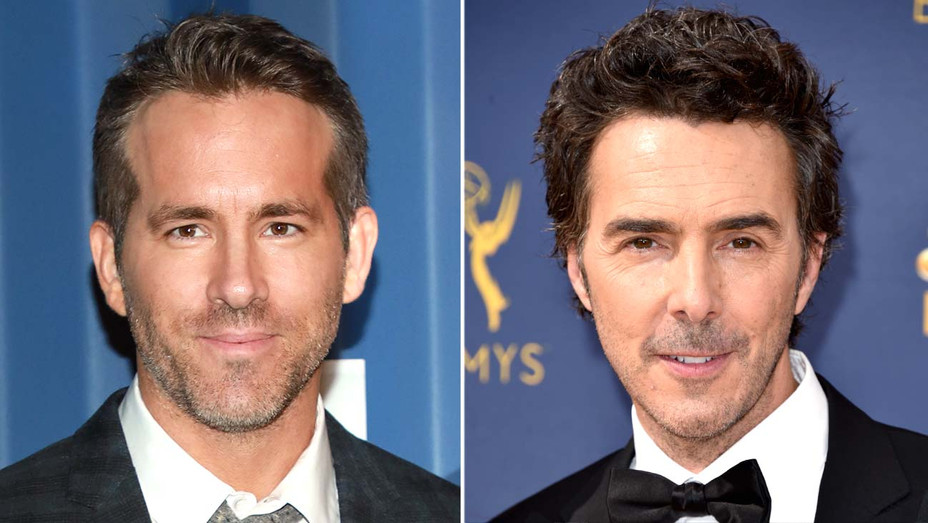 Ryan Reynolds, Shawn Levy - Getty - Split - H 2020