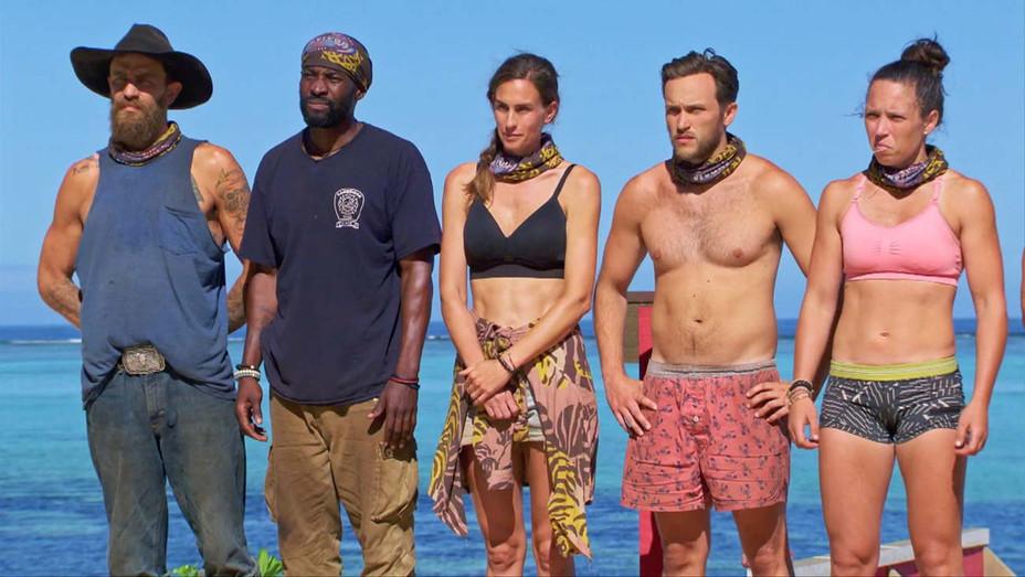 Survivor - This Is Extortion - CBS Publicity-H 2020