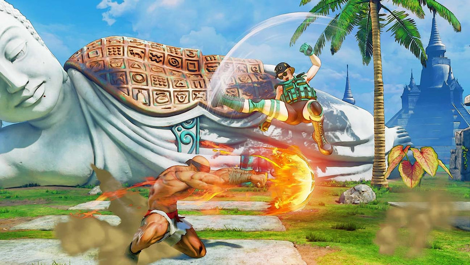 Street Fighter V - Capcom Publicity -H 2020