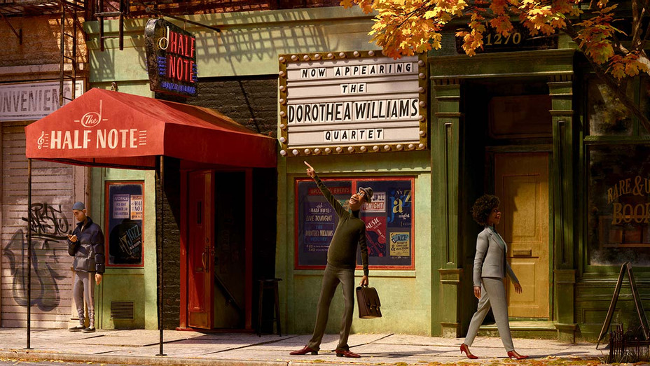 Soul Still 2 - Disney Pixar Publicity - H 2020