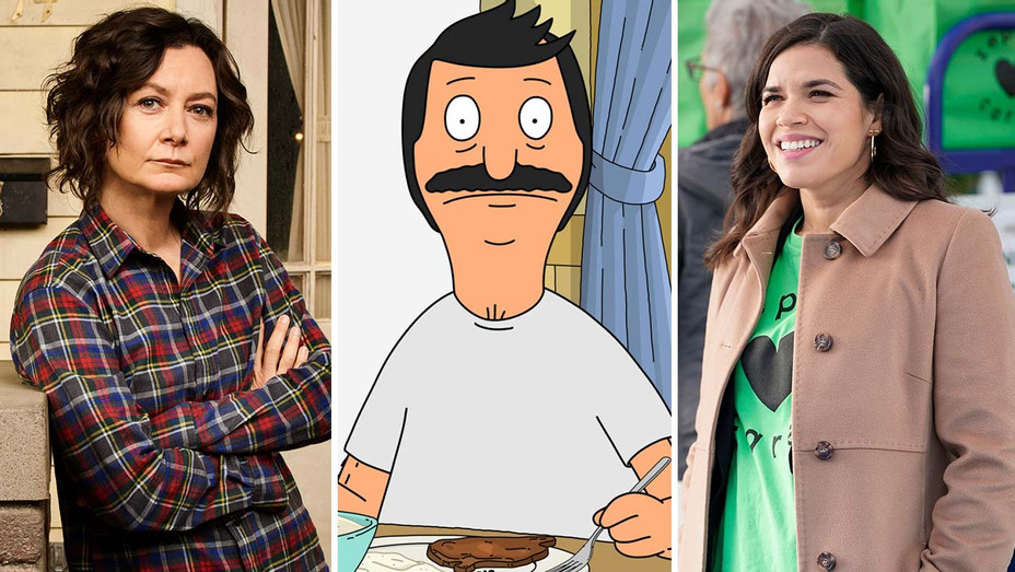 The Conners (ABC), Bob's Burgers (Fox) and Superstore (NBC)-SPLIT-H 2020