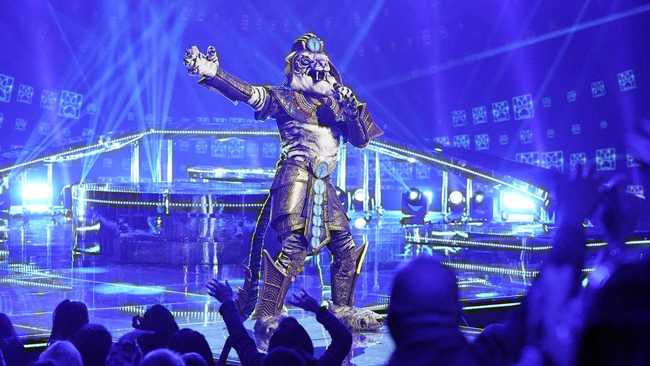 THE MASKED SINGER: The White Tiger - Publicity - H 2020