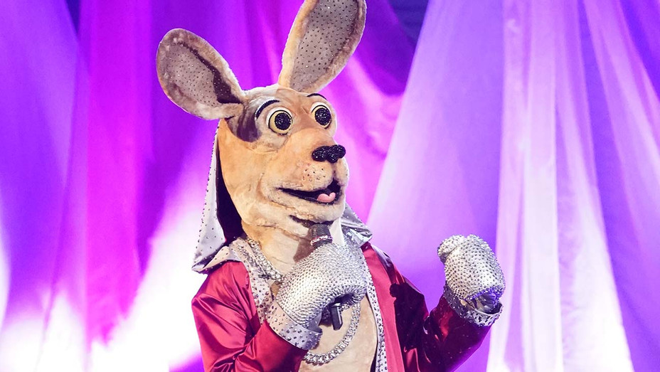 THE MASKED SINGER: The Kangaroo - Publicity - H 2020