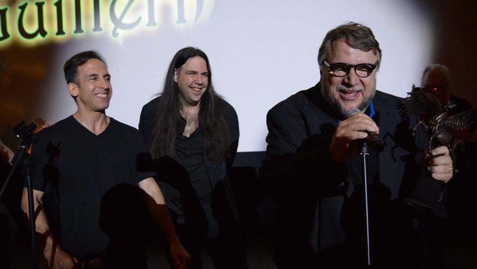 Guillermo del Toro at the Fantasia Film Festival - Publicity - H 2020