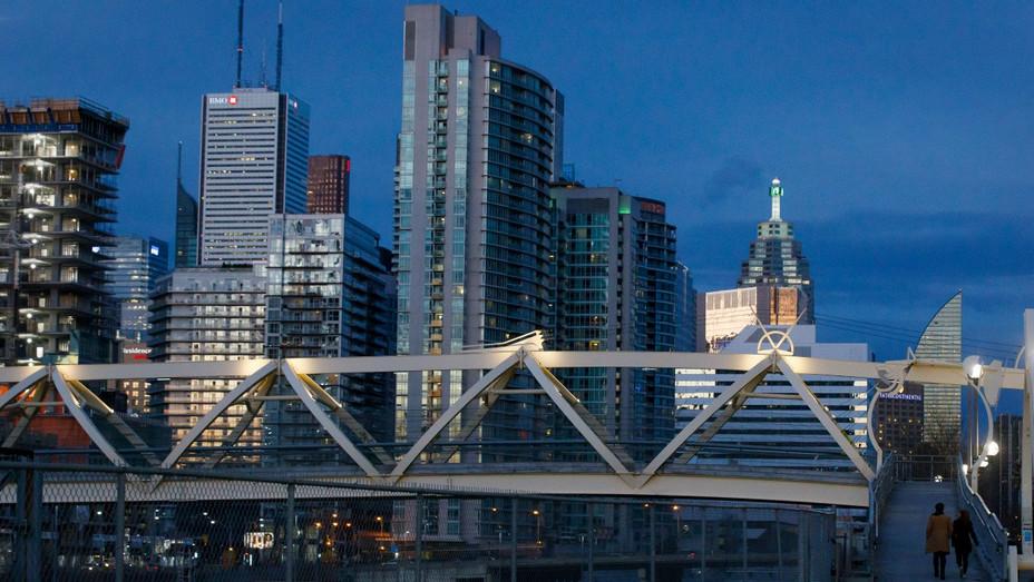 Toronto April 1 2020
