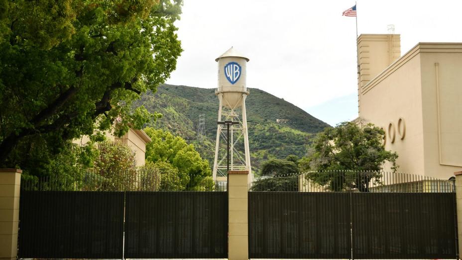 Warner Bros Lot Burbank April 8 2020