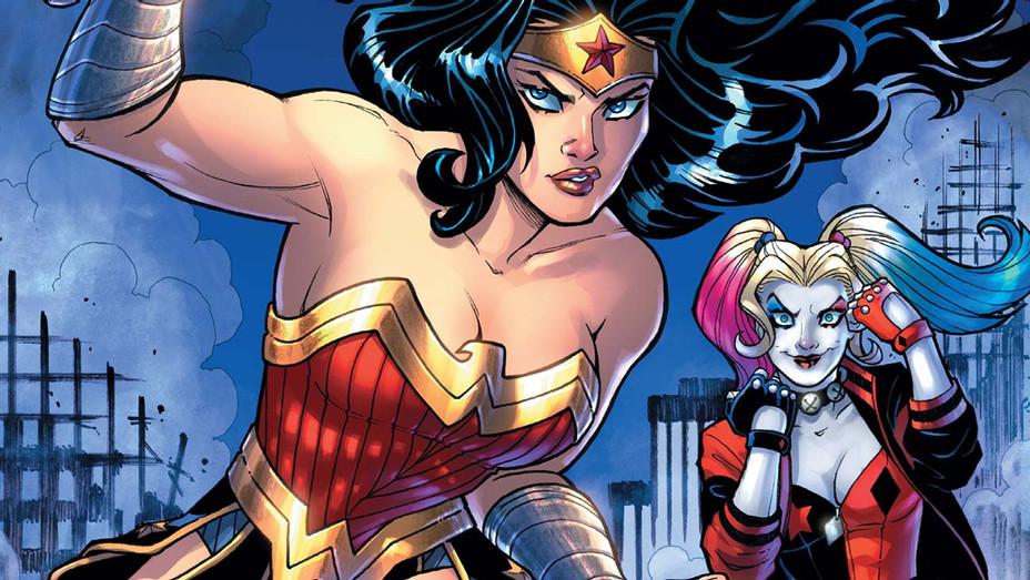 Wonder Woman Agent of Peace - Publicity - H 2020