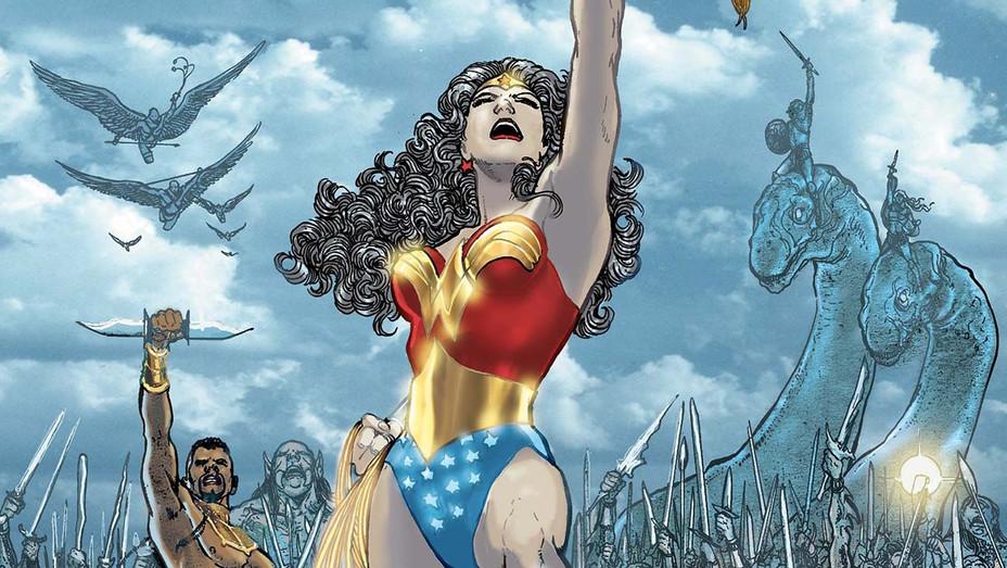 Wonder Woman by Phil Jimenez - DC Publicity - H 2020