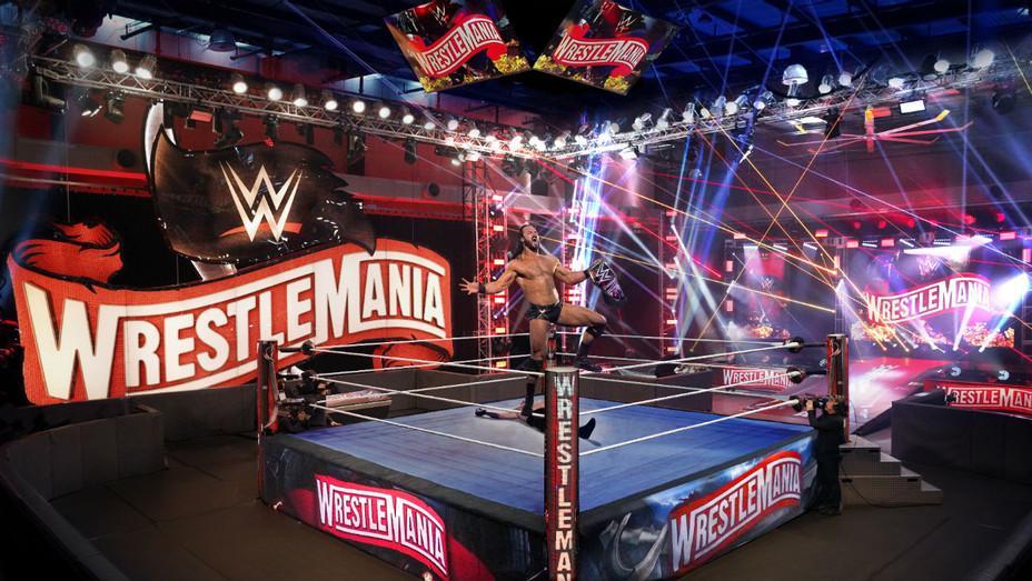 WrestleMania 36 - H 2020