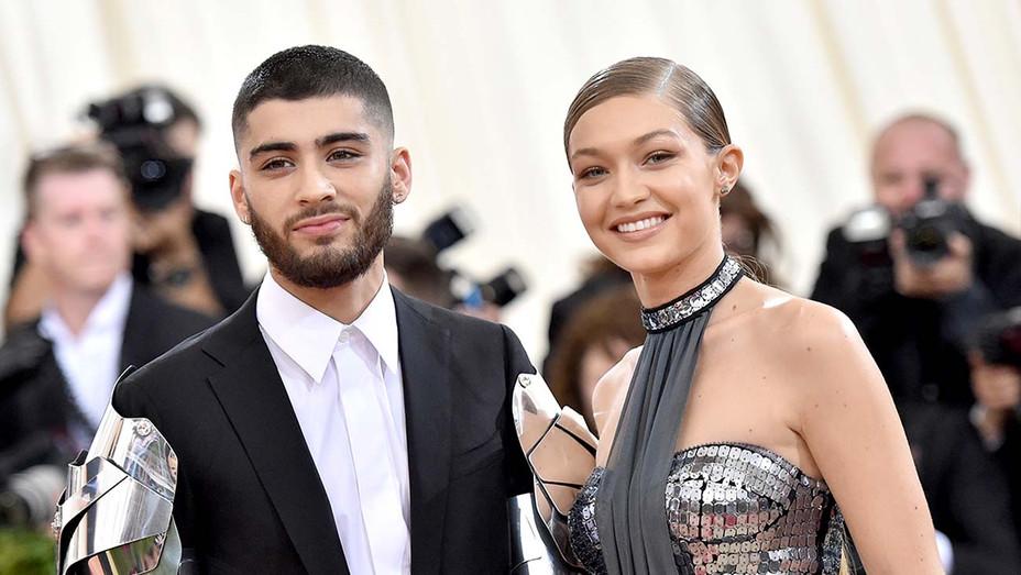 Zayn Malik and Gigi Hadid -Getty - H 2020