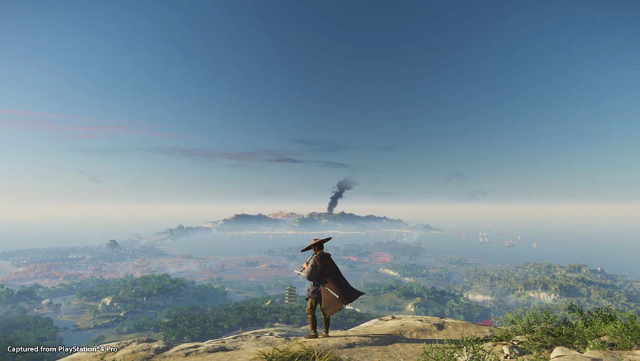Ghost of Tsushima -Sony Interactive Entertainment- Publicity -H 2020