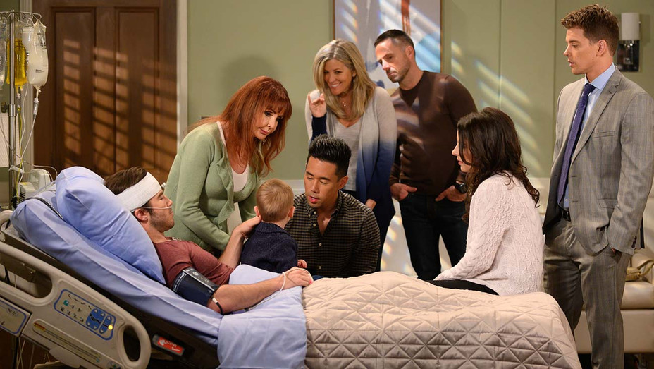 GENERAL HOSPITAL - JACKIE ZEMAN, PARRY SHEN, CHAD DUELL - ABC Publicity_H 2020