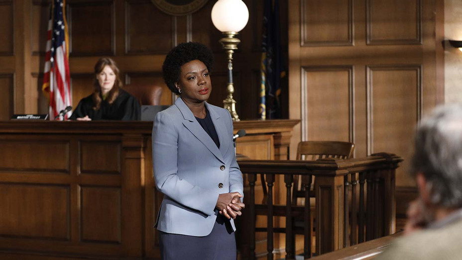 """HOW TO GET AWAY WITH MURDER - """"Stay"""" -VIOLA DAVIS-Publicioty_H 2020"""