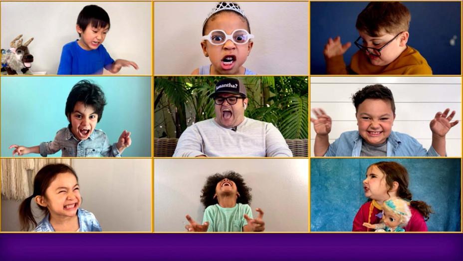Disney Family Singalong Vol II on ABC  - JOSH GAD MAY 10 - H 2020