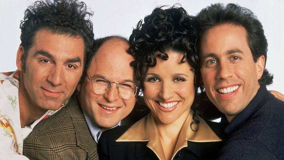 Seinfeld (NBC) -Michael Richards -Jason Alexander -Julia Louis-Dreyfus-Jerry Seinfeld- Photofest -H 2020