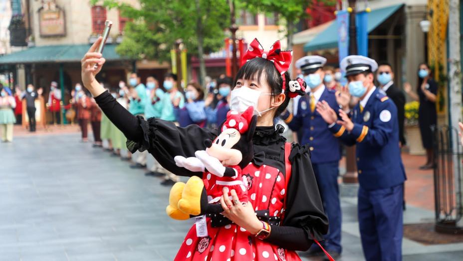 Shanghai Disneyland - Publicity - H 2020
