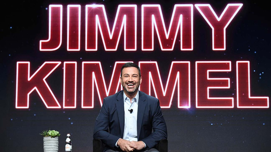 Jimmy Kimmel S 10 Best Jokes From Abc S Virtual Upfront Hollywood Reporter