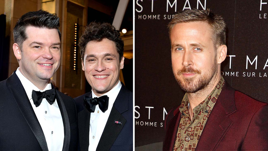 Phil Lord and Chris Miller -Ryan Gosling - Getty- Split - 2020