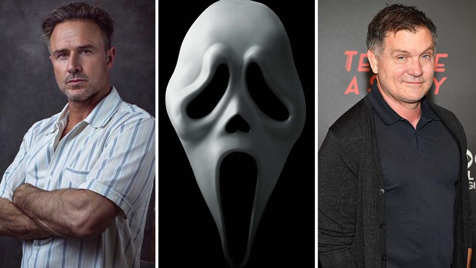 Arquette - Scream poster - Williamson-H 2020